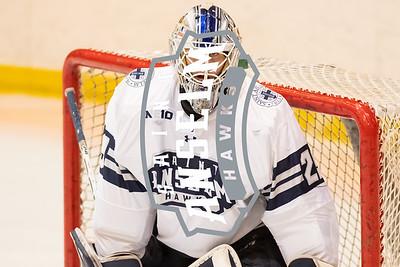 Men's Ice Hockey vs. Stonehill (01/11/19) Courtesy Jim Stankiewicz