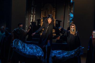 Pippin Dress Rehearsal