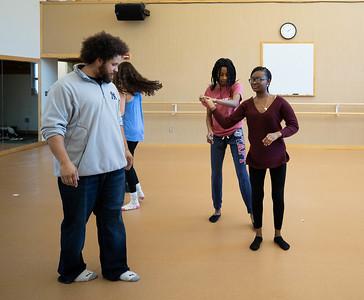 Stress Relief Activity Ballroom Dance
