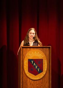 Kilbourne scholars speak about their experiences