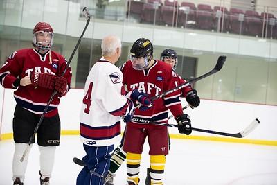 Alumni Hockey Game 2019