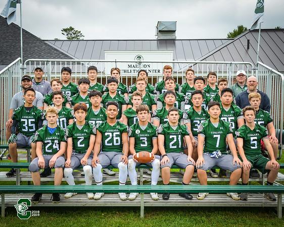 2018-2019 Athletic Team Photos