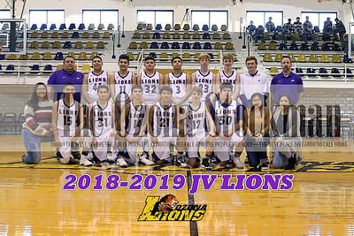 2018-2019 OHS Boys Basketball