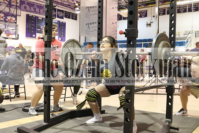 2019 OHS Powerlifting