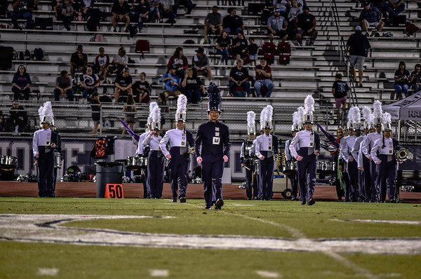 Band 9-28-18 (Haralson Game)