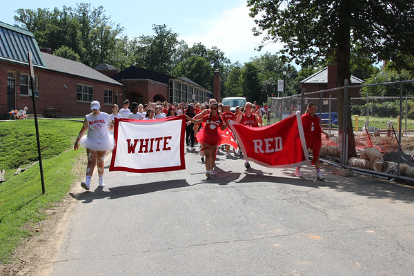 Red/White Sorting