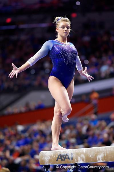 Florida Gators Gymnastics vs Georgia Bulldogs Gymnastics 02-22-2019