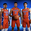 Florida Gators Mens Basketball Media Day 2018