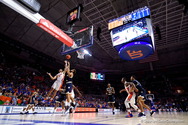 Florida Gators Mens Basketball Charleston Southern Buccaneers