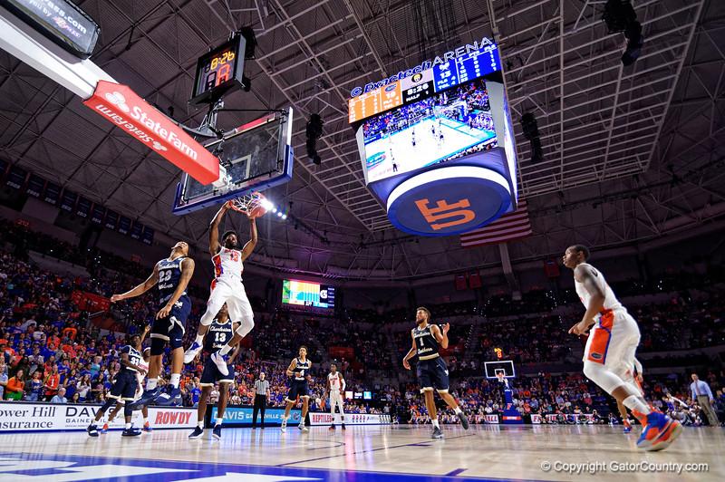 Florida Gators Mens Basketball Charleston Southern Buccaneers