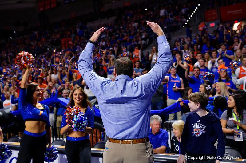 Florida Gators Mens Basketball Tennessee Volunteers 2019