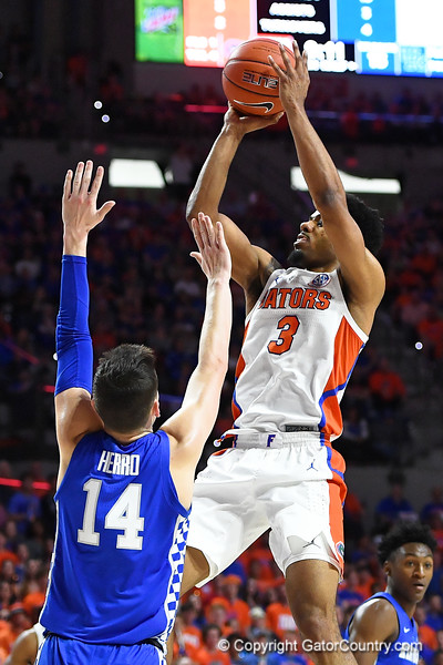 Florida Gators Mens Basketball Kentucky Wildcats 2019