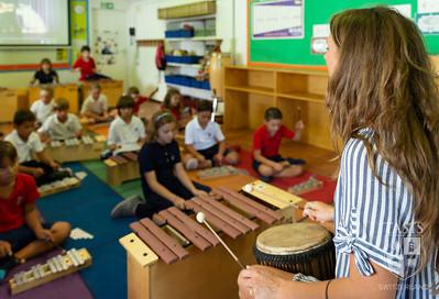 TASIS ES Music Class