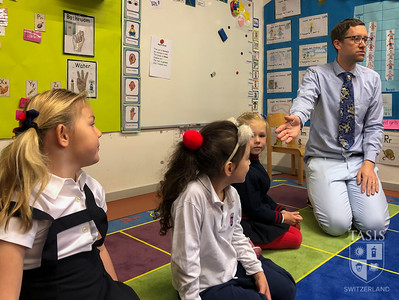 Storytelling at Focolare