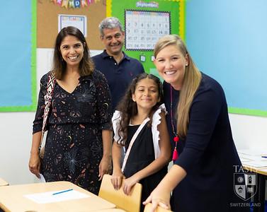 TASIS Elementary School Opening Day