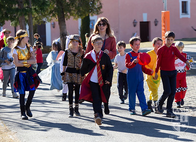 The TASIS ES Celebrates Carnevale