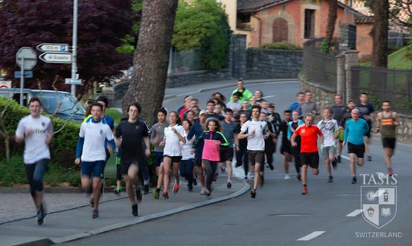 Beat the Bells - Morning Run!