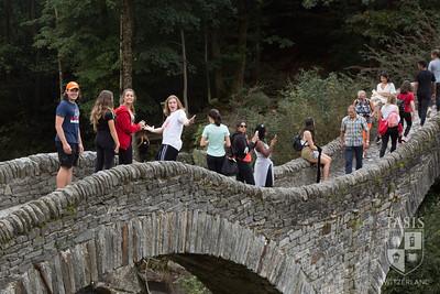 The Juniors Explore Valle Verzasca