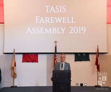 Farewell Assembly
