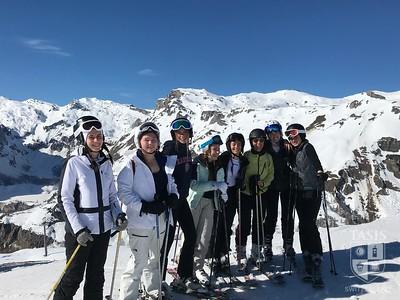 TASIS High School Ski Adventure 2019