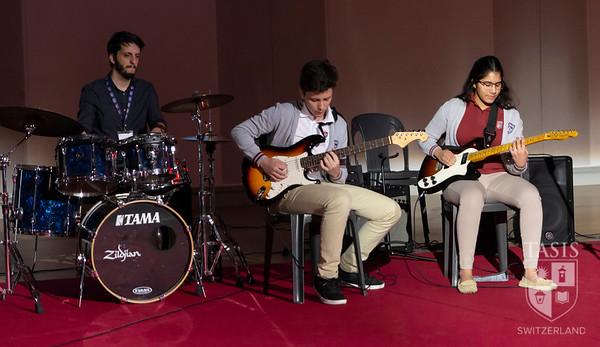 International Jazz Day Assembly