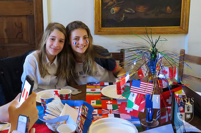 TASIS Middle School International Brunch