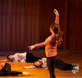 Sweet November Dance Company Performance
