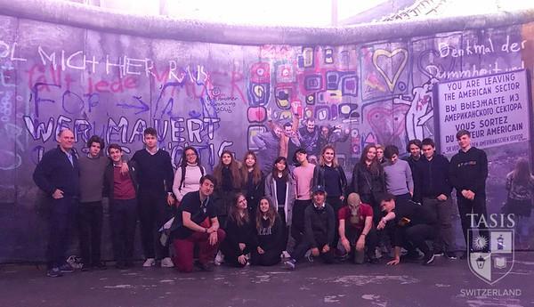 TASIS High School Academic Travel - Fall 2018