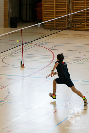ISSL Badminton Tournament - Zurich