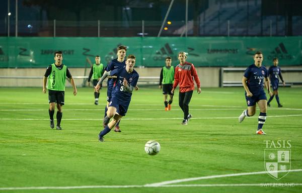 TASIS Boys Soccer vs. Lugano U-16