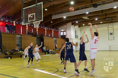 TASIS Hosts the 2019 ISSL Varsity Boys Basketball Tournament
