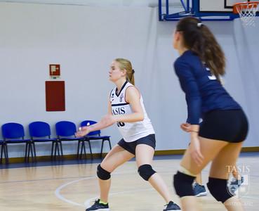 TASIS  - ESC Girls Varsity Volleyball Tournament