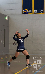 Girls Varsity Volleyball - ISSL Tournament