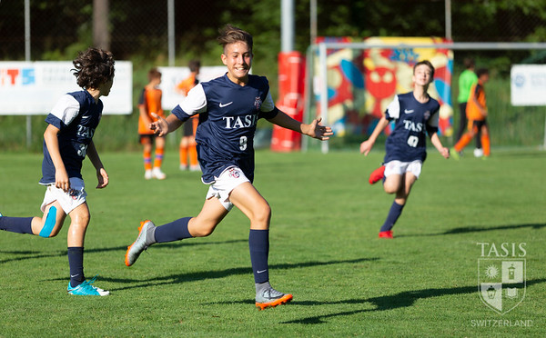TASIS Hosts ISSL Middle School Boys Soccer Tourney