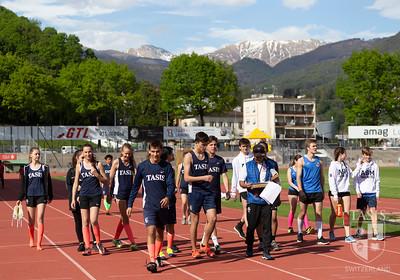 TASIS vs. American School of Milan (Friendly Track Meet)