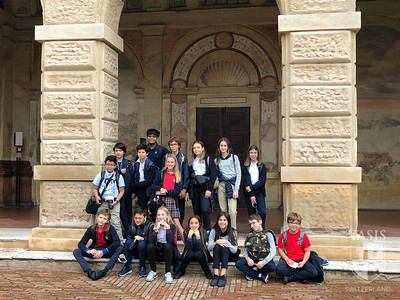 TASIS Middle School Academic Travel 2018