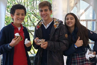 TPA Middle School Bake Sale
