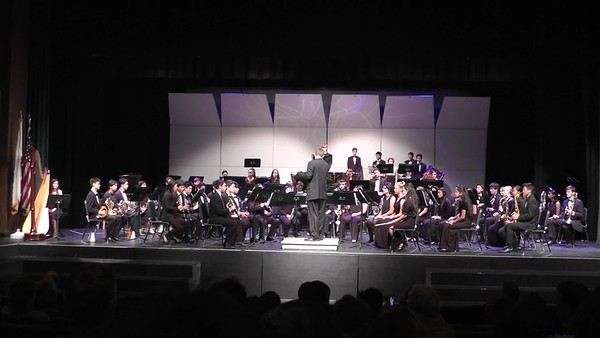 Wind Ensemble-10/2018-Whitacre