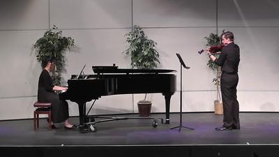 Liam Violin Sonata