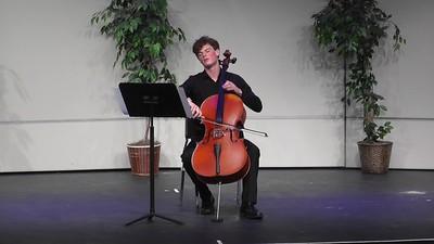 Ben Kramer-Sonata for Cello