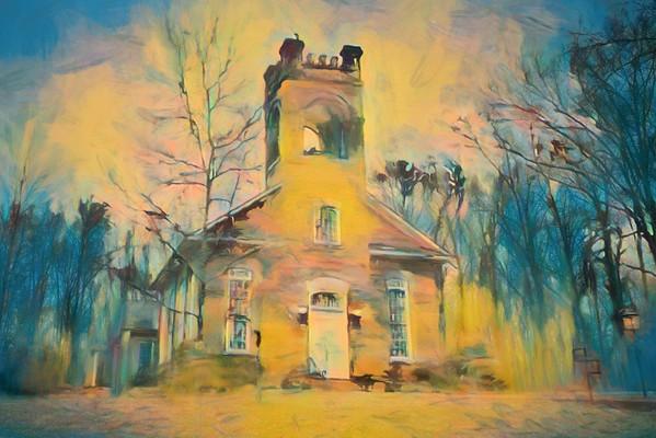 7. Golden Light - Pam Bredin - PSA Score 10