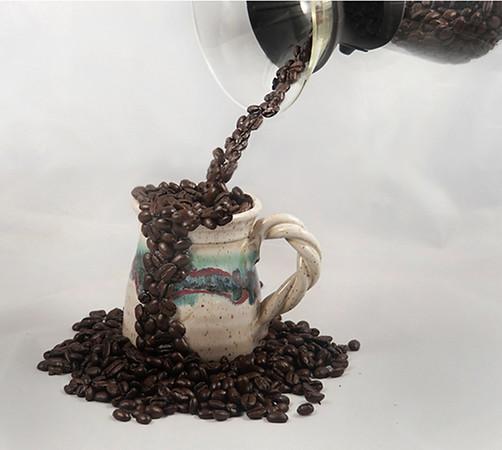 5. Fresh Coffee - Gina McCole - PSA Score 9