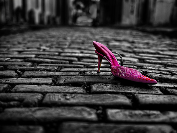 Lost Shoe - Gary Emord - PSA Score 10