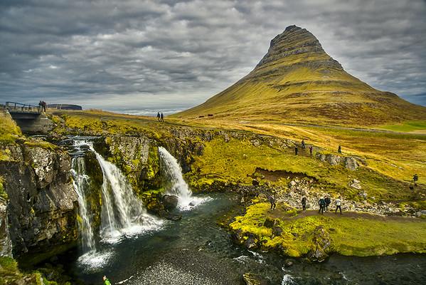 Kirkjufellsfoss Iceland-Gary  Emord PSA Score 13 Honorable Mention