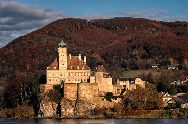 Castle on the Rhine-Harvey Augenbraun PSA Score 12