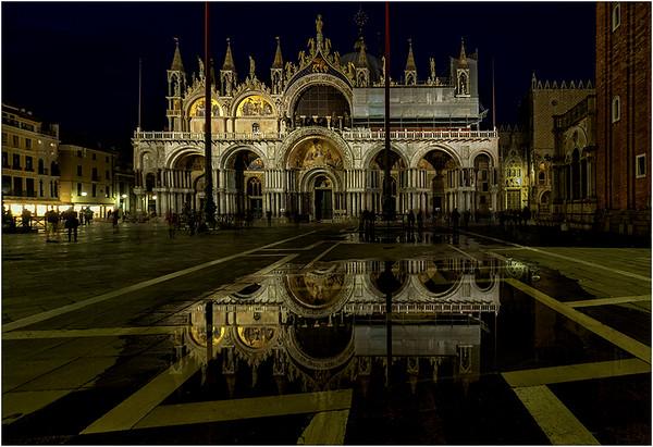 San Marco Reflection-Harvey Augenbraun PSA Score 11