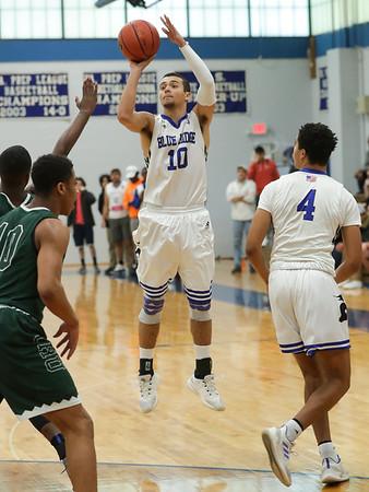 Blue Ridge School basketball.  Photo/Andrew Shurtleff Photography, LLC