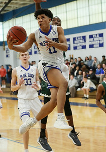 Blue Ridge School basketball.  Photo/Andrew Shurtleff Photography, LLC