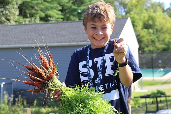 Environmental Club: Fall Harvest!