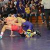 Cornell 21 - Northern Iowa 14<br /> 141: #1 Yianni Diakomihalis (Cornell) maj. dec. #10 Josh Alber (UNI), 12-2 (1:56 RT)